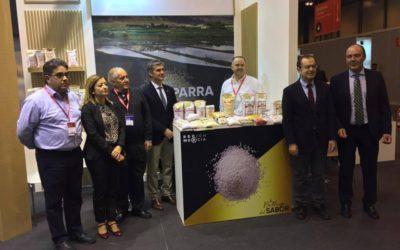 La DO Calasparra promociona el arroz en el 33 Salón Gourmet de Madrid