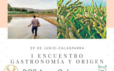 """""""I Encuentro Gastronomía y Origen"""""""